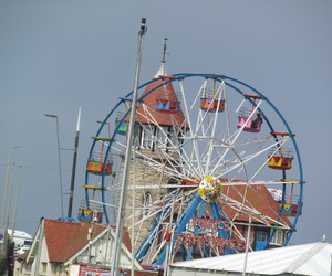 colourful, fair, and scarborough image