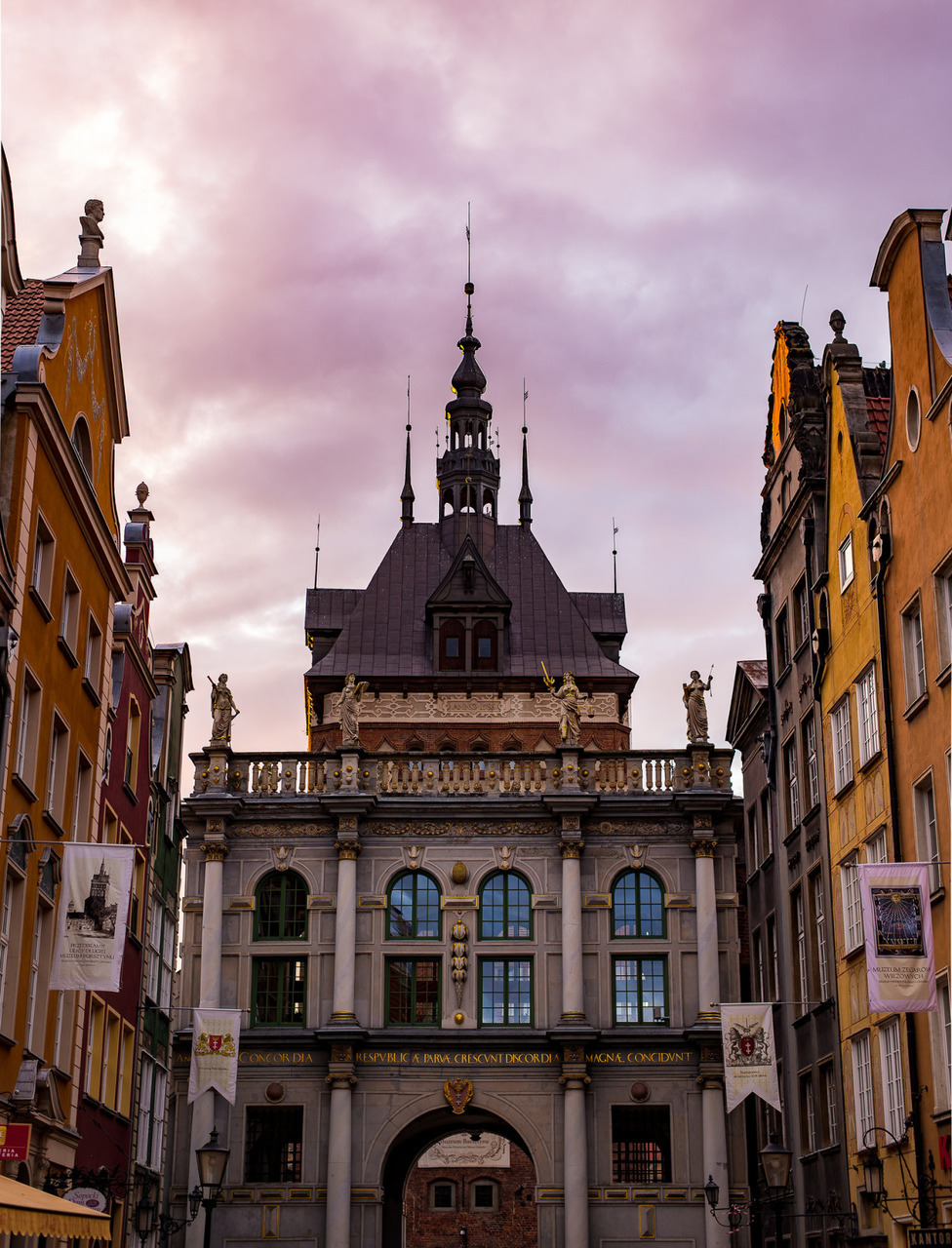 architecture, Nikkor, and Europa image