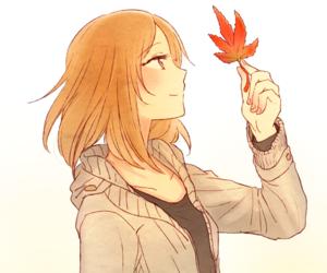 Join. All Anime girl orange hair sorry