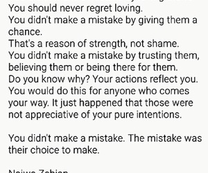 choice, mistake, and exactly image
