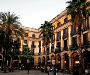 architecture, photo, and spain image
