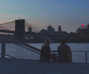 aesthetic, city, and couple image