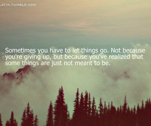 heartbreak, let go, and move on image
