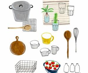berries, cocina, and delicius image