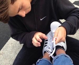 adidas, couples, and nike image