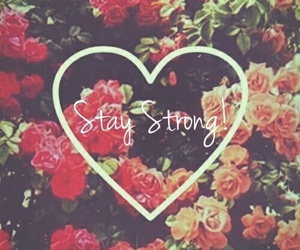 background, wallpaper, and stay strong image