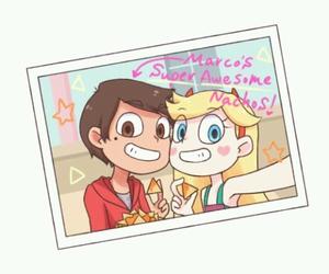 friendship, nachos, and disney xd image
