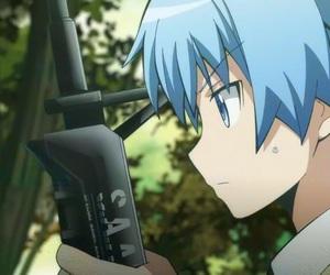 anime, anime boy, and assassination classroom image