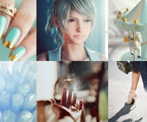 aesthetics, baby blue, and beauty image