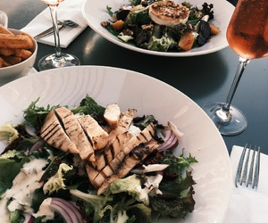 chic, classy, and food image
