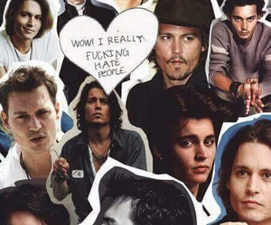 johnny depp and wallpaper image