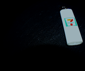 7, eleven, and lighter image