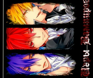 аниме, вампиры, and Баскетбол Куроко image