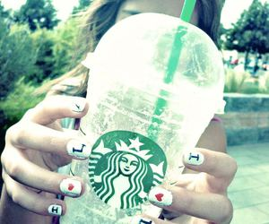 i love, l.a, and starboocks image