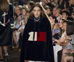 hilfiger, tommy, and hadid image