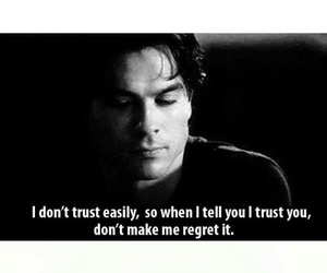 quote and trust image