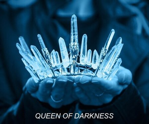 Queen, dark, and grunge image