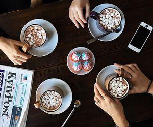 chocolate, coffee, and love it image