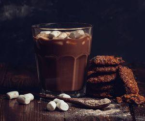 chocolate, coffee, and drinks image
