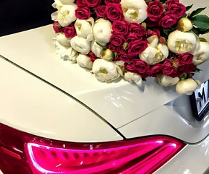 luxury and flowers image