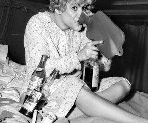 some like it hot, b&w, and jack lemmon image