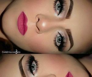 cosmetics, glamour, and lipstick image