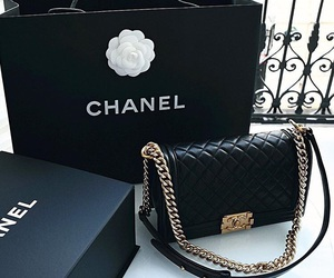 chanel, fashion, and lux image