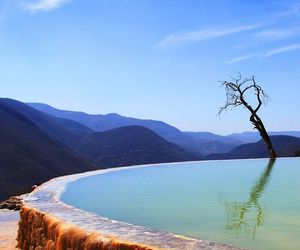 mexico, nature, and water image
