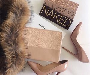 bag, heels, and fashion image