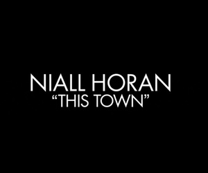 this town, niall horan, and lockscreen image