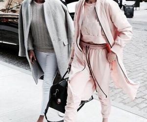 gigi hadid, model, and pink image