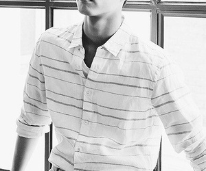 boys, handsome, and korea image