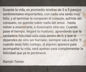 amor, frases, and vida image