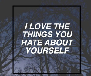 quotes, love, and panic! at the disco image