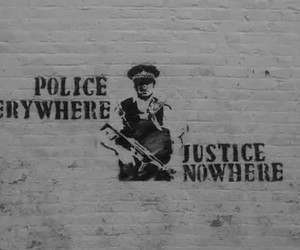 everywhere, justice, and nowhere image