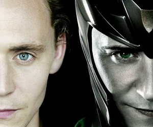 loki and tom hiddleston image