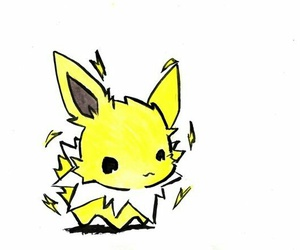 pokemon and jolteon image