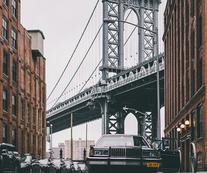architecture, new york, and outdoors image