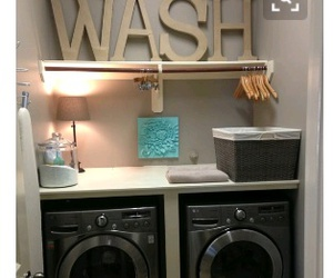 home and wash image