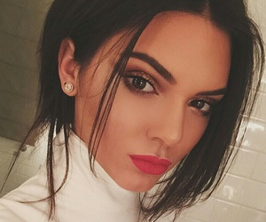 Kendall and lips image