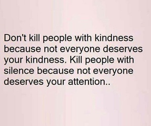 quote, kindness, and attention image