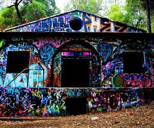 abandoned, amazing, and art image