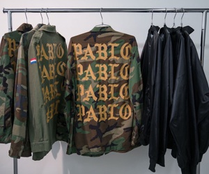 pablo, fashion, and yeezy image