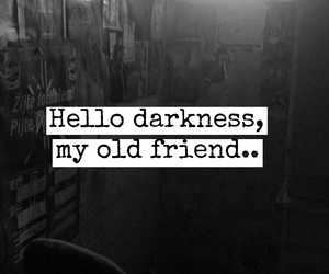 cruel, dark, and Darkness image