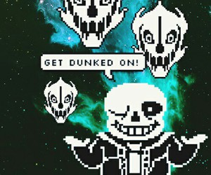 cool, sans, and megalovania image