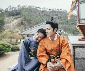 kdrama, drama, and moon lovers image