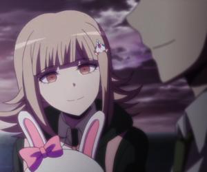 anime, anime girl, and danganronpa image