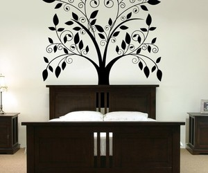 wall decal and love image