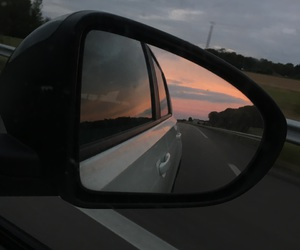 alone, car, and my image