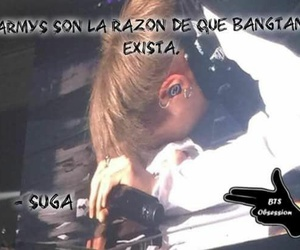 frases, k-pop, and suga image